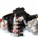 Комплект оборудования ГБО BRC Sequent