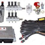 Комплект оборудования ГБО BRC Sequent Plug&Drive