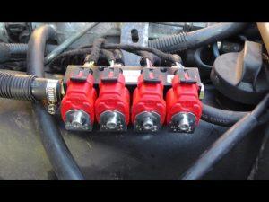 Как подобрать газовые форсунки для своего авто?