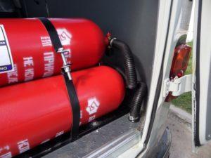 Газобаллонное оборудование на автомобиль: как крепится?